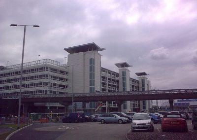 Birmingham Airport – Birmingham