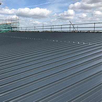 Aluminum Roofing
